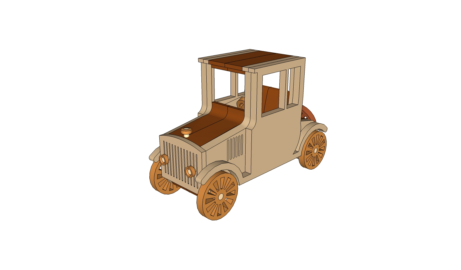 Wooden toy car plans the image kid has it for Toy plans