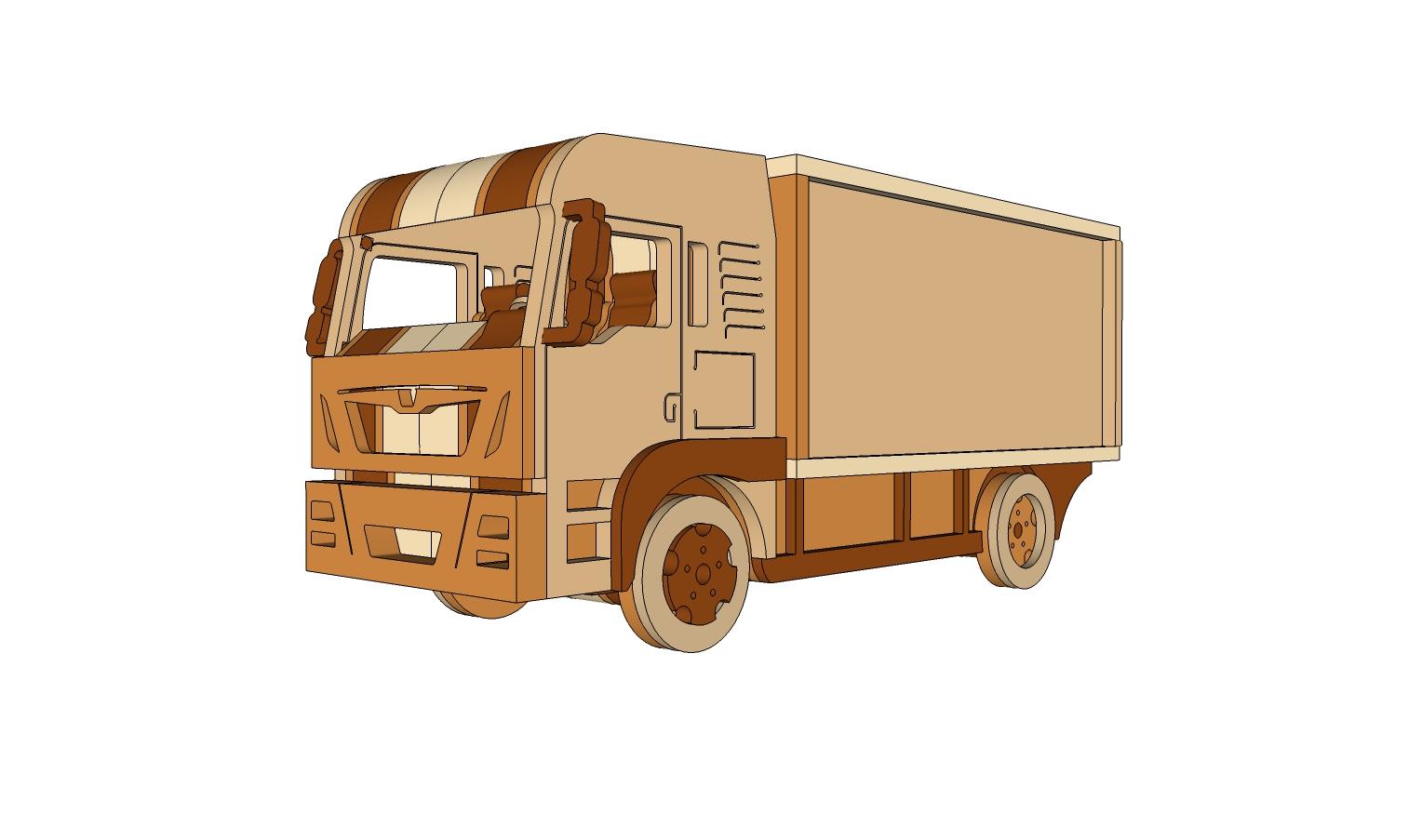 man 12 ton truck plans dm idea. Black Bedroom Furniture Sets. Home Design Ideas